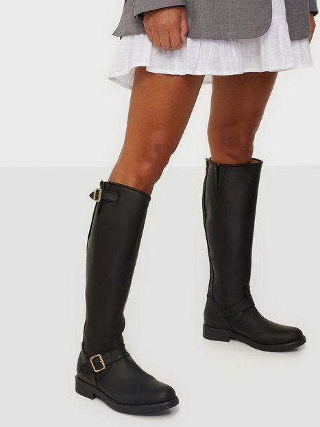 Billede af Johnny Bulls Neat High Boot Knee High Sort