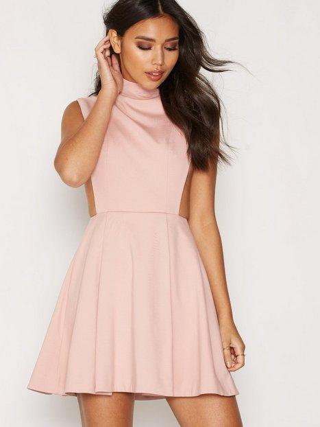 Billede af AQ/AQ Sorah Mini Dress Kropsnære kjoler Dusty Pink