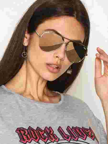 c7af4ae7f780 High Key - Quay Australia - Gold - Sunglasses - Accessories - Women ...