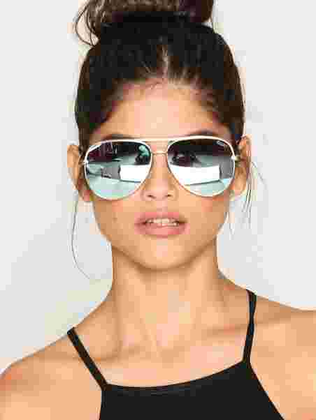 9ecf1f2a2f High Key - Quay Australia - Silver - Sunglasses - Accessories ...