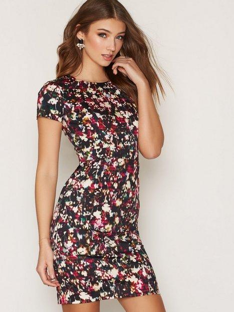 Billede af French Connection Midnight Bloom Cotton Dress Kropsnære kjoler Multi