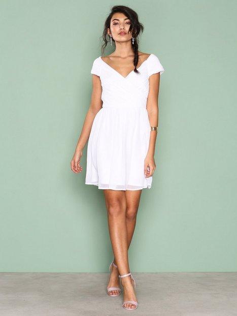 Cup Sleeve Dress