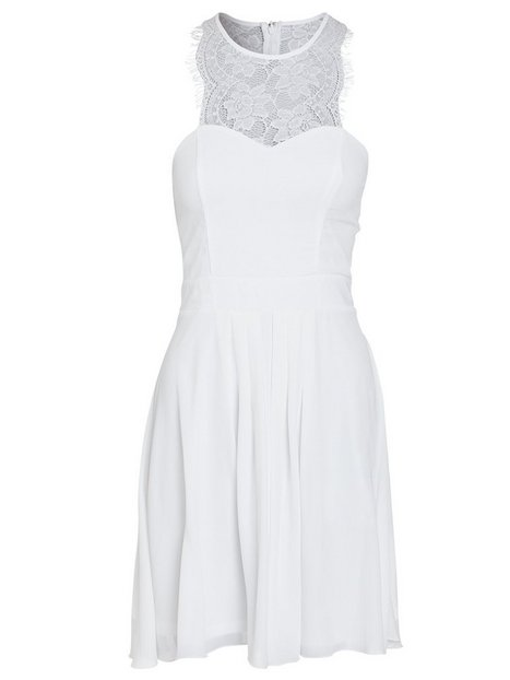 Upper Lace Flowy Dress