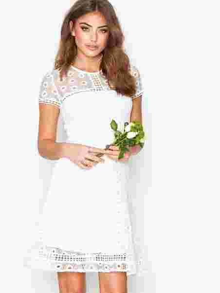 c7e29913abf Graduation Dress - Nly Trend - White - Party Dresses - Clothing ...