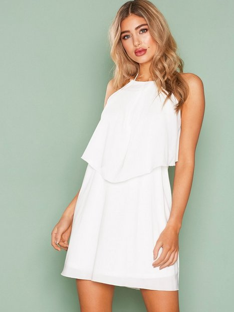 Billede af NLY One Layer Up Dress Loose fit Hvid