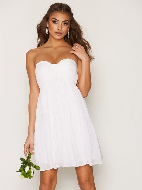 Crincle Chiffon Dress