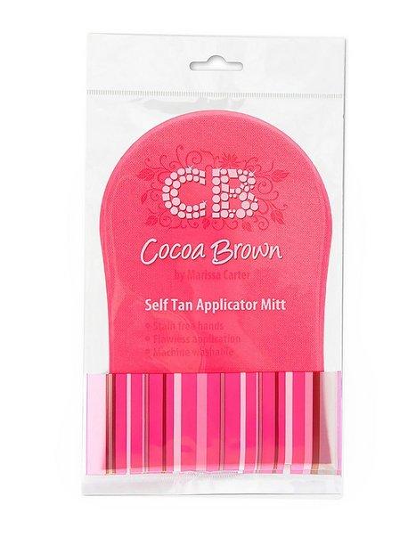 Billede af Cocoa Brown Pink Tanning Mitt Self Tan Pink