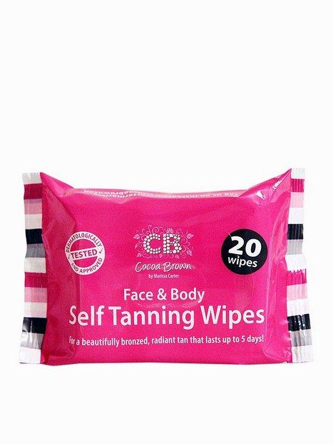 Billede af Cocoa Brown Self Tanning Wipes 20 pcs Self Tan Transparent
