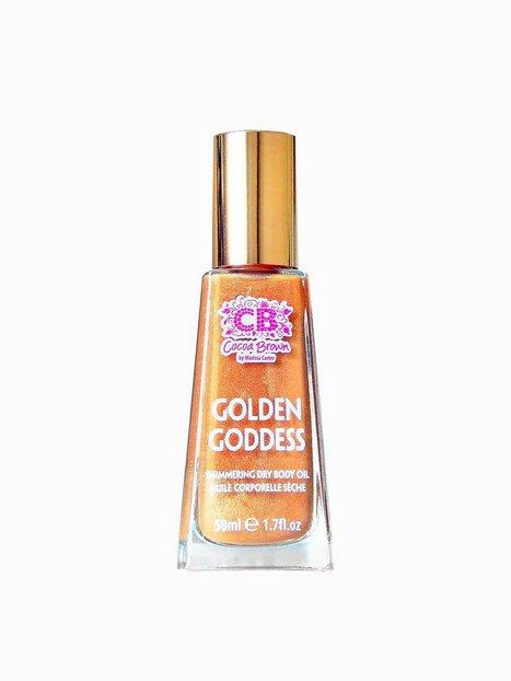 Billede af Cocoa Brown Golden Goddess Oil 50 ml Sololier