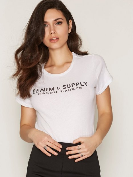 Denim & Supply Ralph Lauren Tomboy Short Sleeve Top T-shirts Multi thumbnail