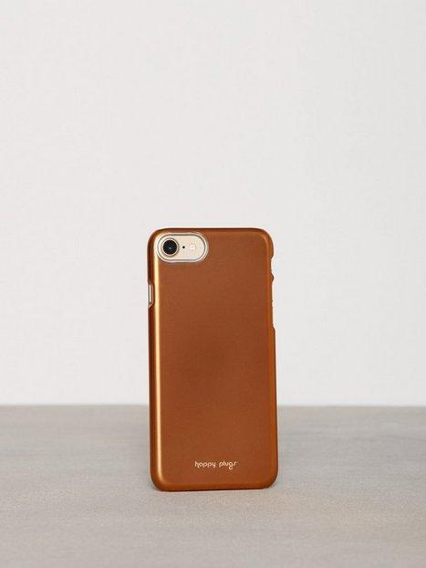 Billede af Happy Plugs iPhone 7 Slim Case Mobilcover Roséguld