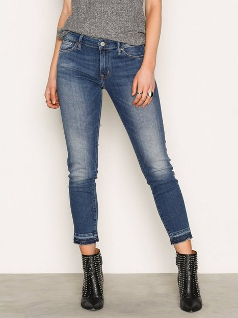 Denim & Supply Ralph Lauren Crop Skinny 5pt Dnm Jeans Skinny Denim thumbnail