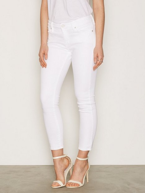 Billede af Denim & Supply Ralph Lauren Crop Skinny Denim Pants Bukser Denim
