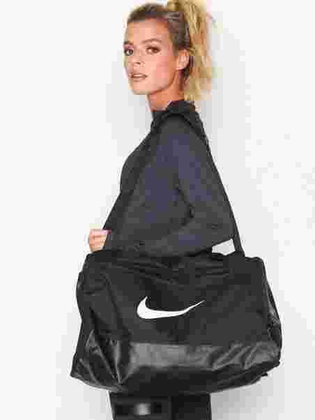 c6e632c2b69 Brasilia Small Training Duffel Bag - Nike - Black - Accessories ...