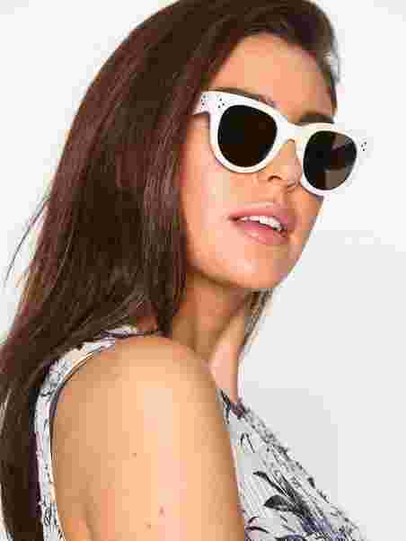 088fef6994 Baby Audrey - Céline - White - Sunglasses - Accessories - Women ...