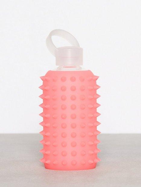 Billede af bkr Spiked Rosy Vandflaske Rosa/Lyserød