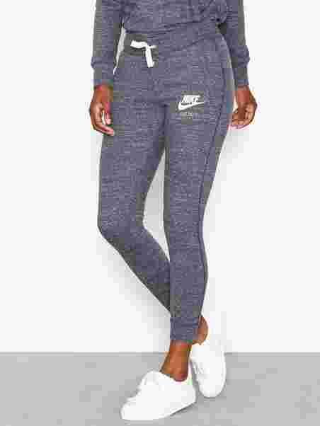 52e7373e36e7 W Nsw Gym Vntg Pant - Nike - Antracit - Bukser   Shorts - Tøj ...