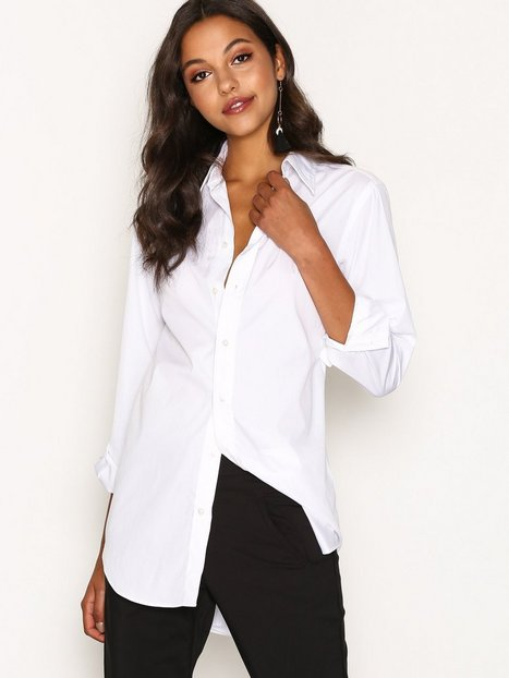 Billede af Polo Ralph Lauren Long Sleeve Perry Shirt Skjorte White