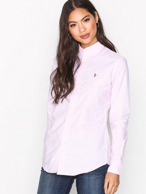 Billede af Polo Ralph Lauren Kendal Long Sleeve Shirt Skjorter Pink