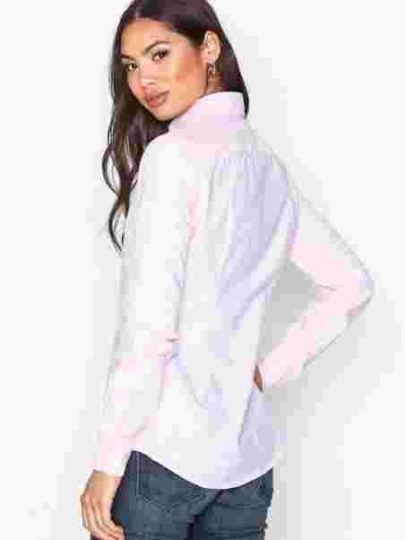 Kendal Long Sleeve Shirt - Polo Ralph Lauren - Pink - Blouses ... 6e91f1bf1e3