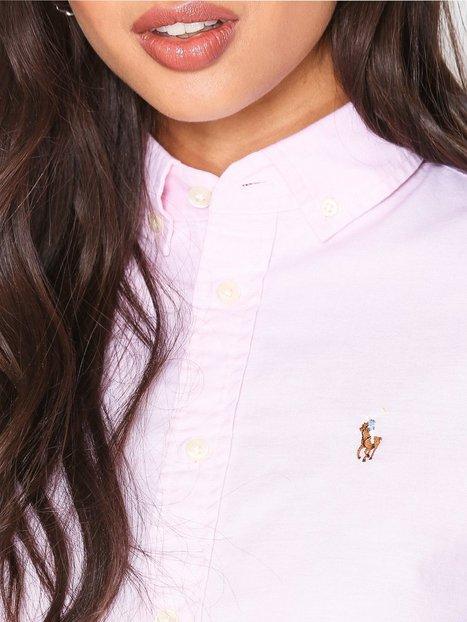 Kendal Long Sleeve Shirt - Polo Ralph Lauren - Pink - Blusen ... 4d6caf8db2