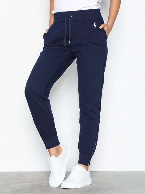 Polo Ralph Lauren Zip Straight Pant Byxor Navy thumbnail