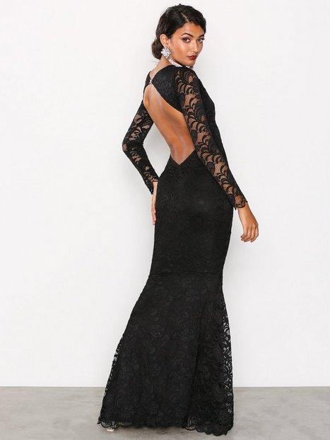 Billede af Honor Gold Faye Maxi Dress Maxikjole Black