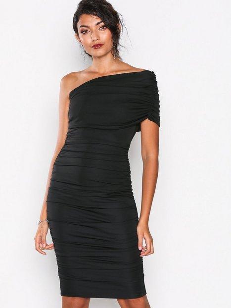 Billede af Honor Gold Alice Midi Dress Kropsnære kjoler Black