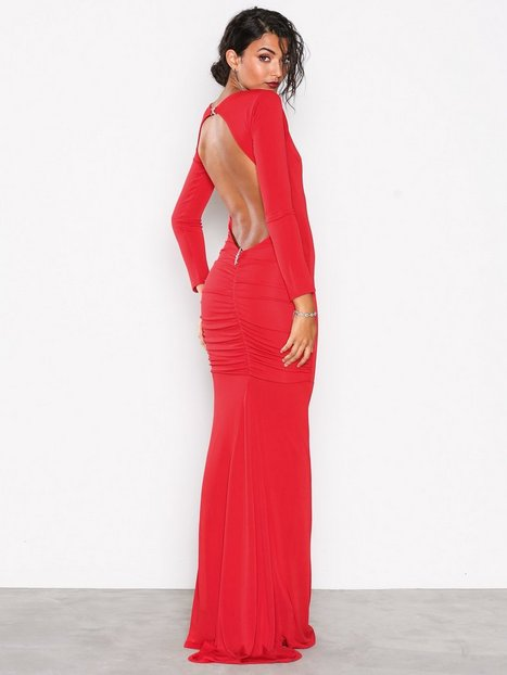 Billede af Honor Gold Bella Maxi Dress Maxikjoler Red