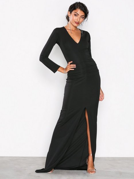 Honor Gold Jessica Maxi Dress Maxiklänningar Black thumbnail