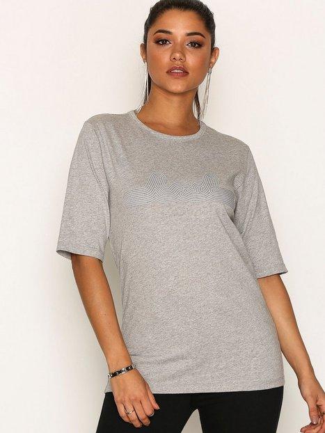 Billede af BACK Box T-shirt T-shirt Grey Melange