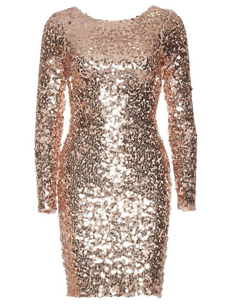 Tight Sequin Dress