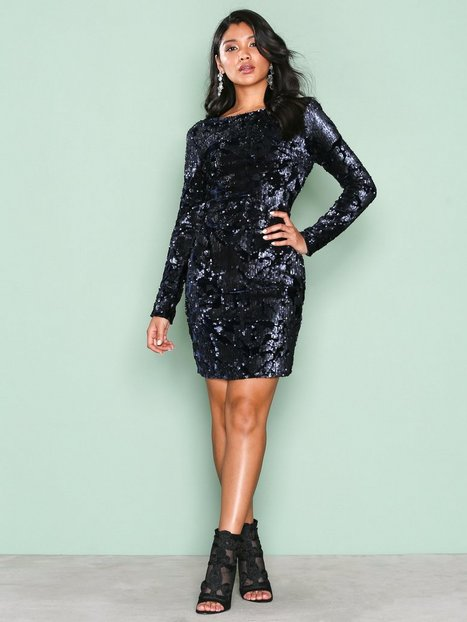 Glam Sequin Dress