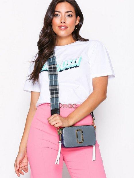 Marc Jacobs Snapshot Bag Skuldertaske Slate multi