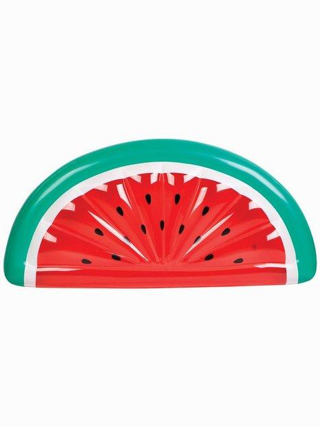 Billede af Sunnylife Luxe Lie-On Float Waterlemon Strandtøj Watermelon