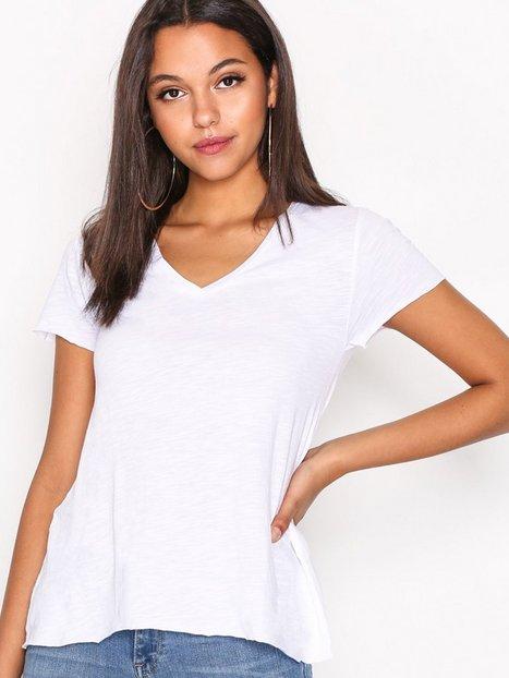 Billede af American Vintage Jacksonville Top T-shirt White