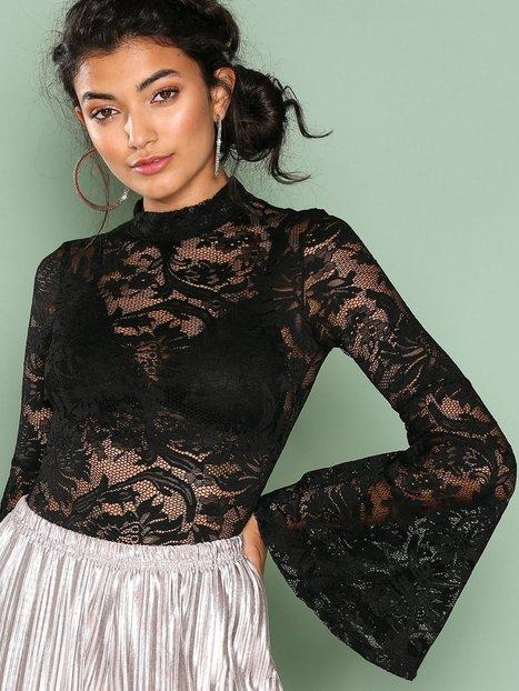 Billede af Love Triangle Belle Bodysuit Body Black