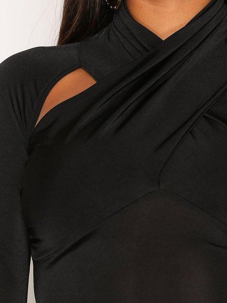 Shoulder Cut Dress