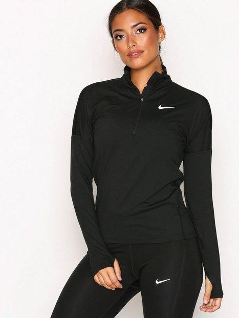 Billede af Nike NK Dry Elmnt Top Hz Trøjer Sort