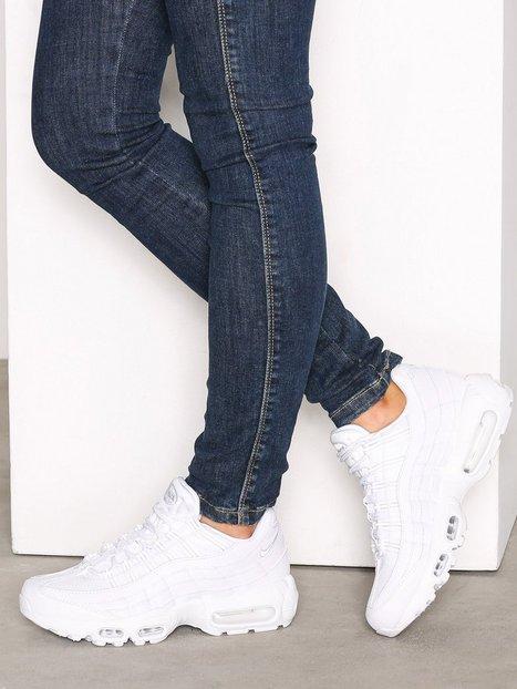 Billede af Nike Air Max 95 Low Top Hvid