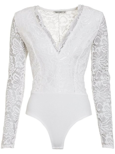 Lace Plunge Body