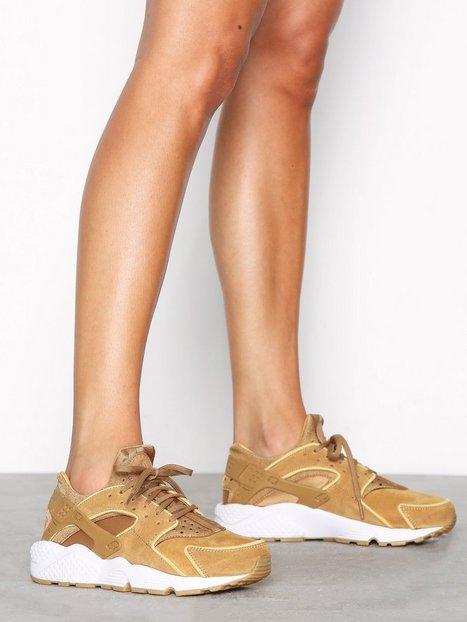 Billede af Nike Air Huarache Run Premium Low Top Bronze