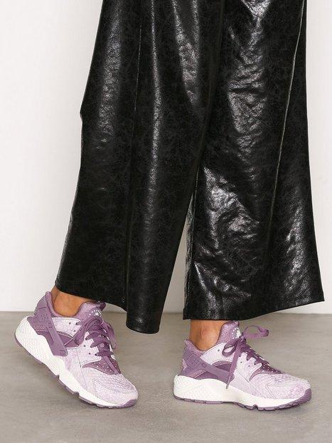 Billede af Nike Air Huarache Run Premium Low Top Violet