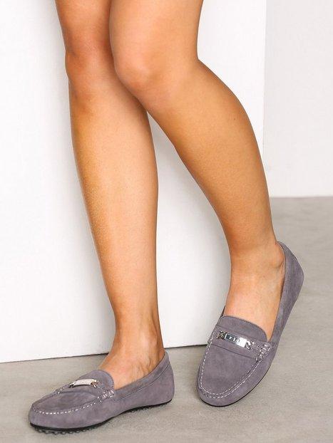 Billede af Lauren Ralph Lauren Berdine Flats Loafers Grå