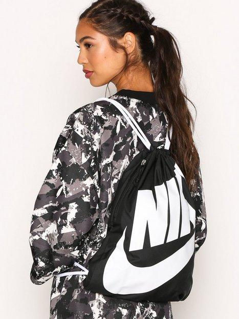 Billede af Nike Heritage Gym Sack Accessories Sport Sort