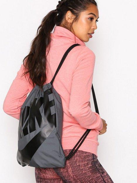 Billede af Nike Heritage Gym Sack Accessories Sport Grå