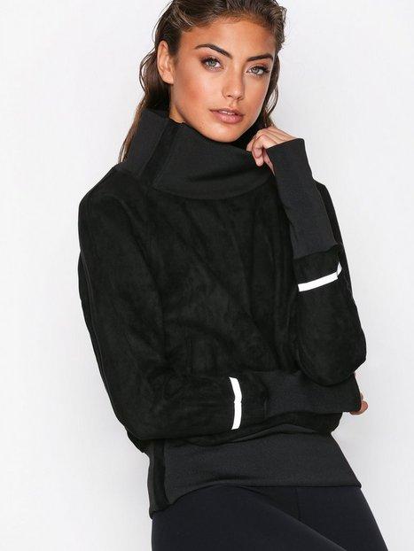 Billede af Fashionablefit Fashionablefit Jumper Sweatshirt Sort