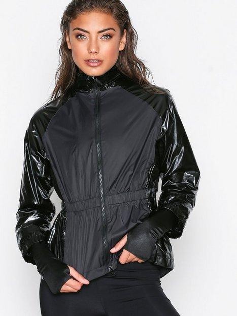 Billede af Fashionablefit Fashionablefit Jacket Træningsjakker Sort