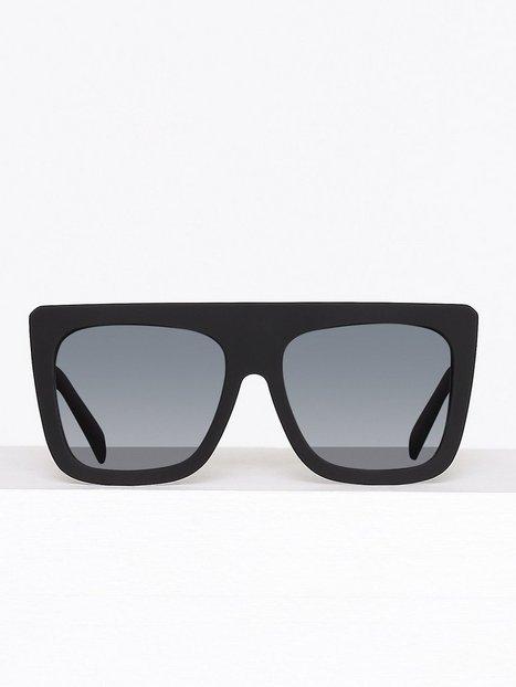cafe racer - quay australia - black - sunglasses - accessories
