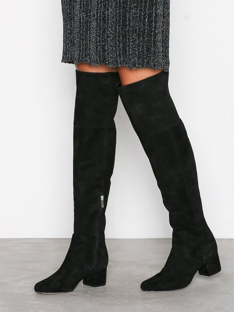 Billede af Sam Edelman Elina Over the knee Sort